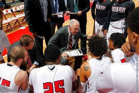 Austin Peay Men's Basketball goes cold in second half and loses to Southeast Missouri 82-71. (APSU Sports Information)