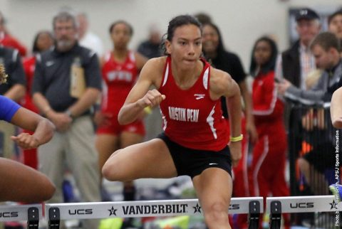 Austin Peay Women's Track and Field get back to work at Purdue's Gene Edmonds Open Saturday. (APSU Sports Information)