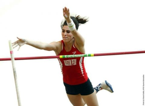 Austin Peay Track and Field has good showing at Vanderbilt. (APSU Sports Information)