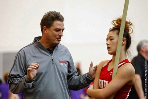 Austin Peay Women's Track and Field does well at Eastern Illinois John Craft Invite Saturday. (APSU Sports Information)