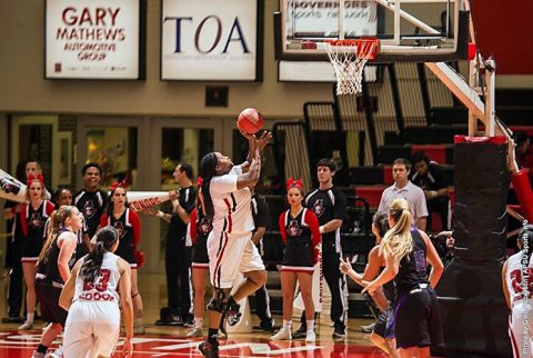 Austin Peay Women's Basketball falls at UT Martin Skyhawks Tuesday. (APSU Sports Information)