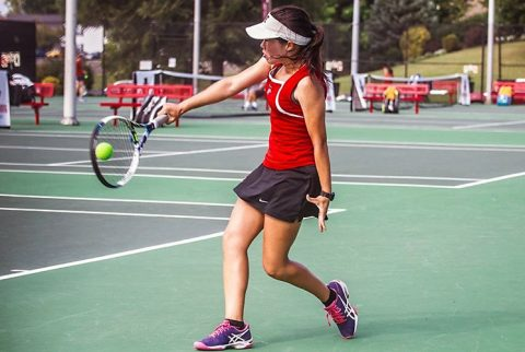 Austin Peay Women's Tennis loses season opener at Chattanooga Monday. (APSU Sports Information)