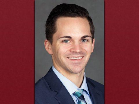 Austin Peay State University Graduate Ty Jesinoski.