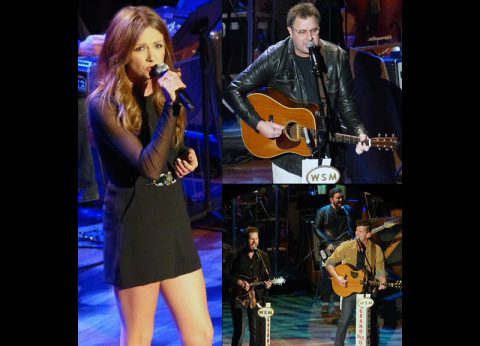 Carly Pearce, Vince Gill and High Valley rounded out a packed night in Nashville.