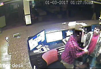 Robbery suspect. (Smyrna Police Department)