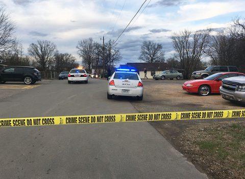 Clarksville Police answer shots fired call on Kellogg Street near Farris Drive.