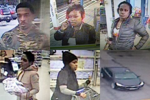 Clarksville Police asks public's help identifying fraud suspects in this photo.