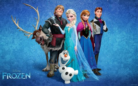 """Planters Bank Presents..."" film series to show Disney's ""Frozen"" this Sunday at Roxy Regional Theatre."