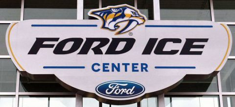 The coolest destination in Antioch - the Ford Ice Center.