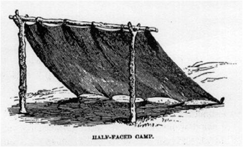 Half-Faced Camp