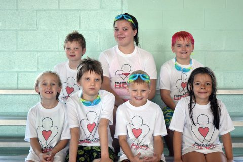 Howard's Hope brings Free Swim Lessons to Clarksville