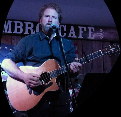 Singer/songwriter Jason Minton shows a lot of promise in Franklin.
