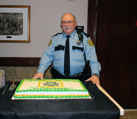 Montgomery County Sheriff's Deputy Frederick Ludwikowski
