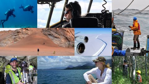 Three new NASA field research campaigns get underway around the world this year and nine continue fieldwork to give scientists a deeper understanding of how our home planet works. (NASA)