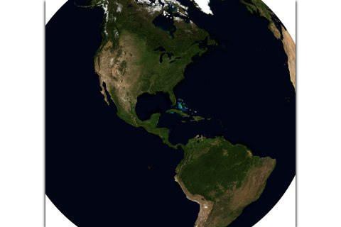 From an orbit 22,000 miles above the Americas, the Geostationary Carbon Cycle Observatory will monitor plant health and vegetation stress and probe the natural sources, sinks and exchange processes of key greenhouse gases. (NASA)