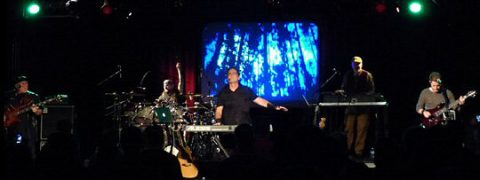 The Neal Morse Band presented a dream show for fans in Nashville.