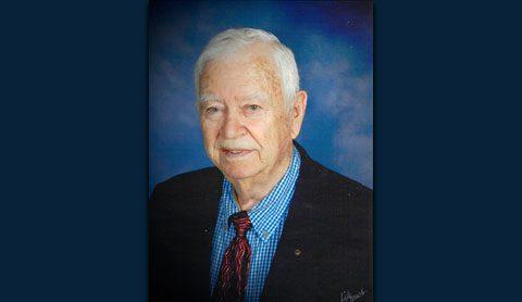 Former City Councilman Richard Powers