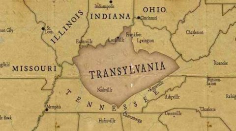 "The Transylvania Land Company purchase of approximately 20 million acres as known as the ""Sycamore Shoals Treaty""."