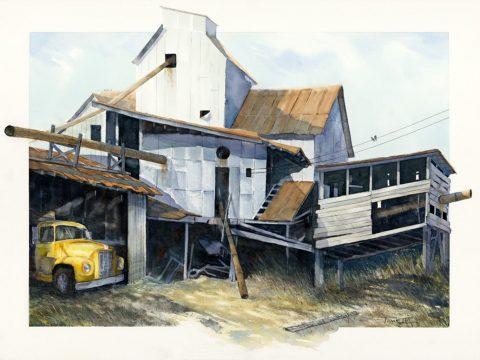 Angles Abandoned - Frank Lott