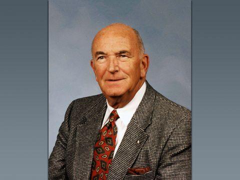 Former Clarksville Mayor Ted Crozier Sr.
