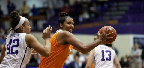 Tennessee Lady Vols extend winning streak to six games with 70-57 win over Vanderbilt on the road Thursday night. (Donald Page/Tennessee Athletics)