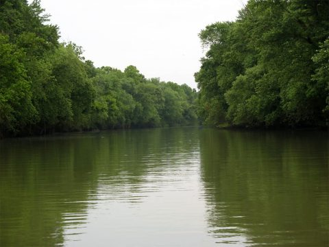 The Red River, Clarksville, Tennessee
