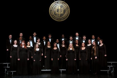 2017 Austin Peay State University Chamber Singers