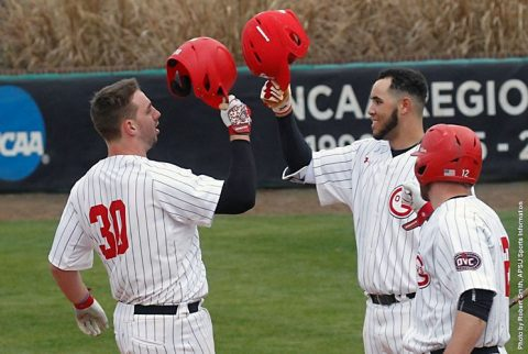 Austin Peay Baseball makes it two wins in a roll with Saturday victory over Illinois State. (APSU Sports Information)