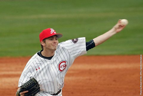 Austin Peay Baseball beat North Carolina State Wolfpack Sunday, 7-3. (APSU Sports Information)