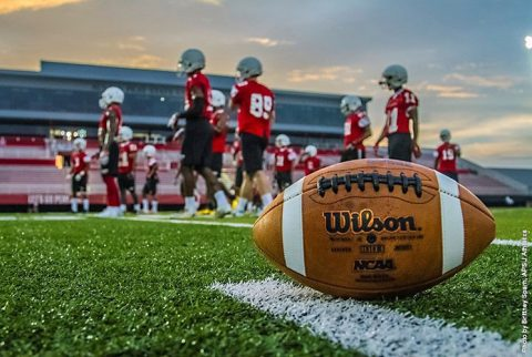 Austin Peay Football team to begin spring practice Thursday, February 9th at Fortera Stadium. (APSU Sports Information)