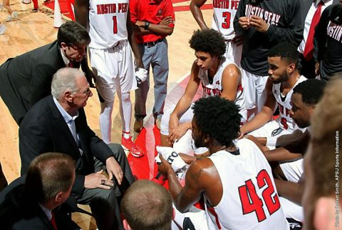 Austin Peay Men's Basketball plays Eastern Illinois on Senior Day, Saturday. (APSU Sports Information)