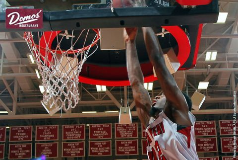 Austin Peay Men's Basketball defeats SIU Edwardsville at the Dunn Center Saturday night. (APSU Sports Information)