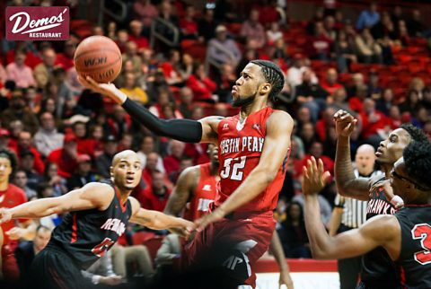 Austin Peay Men's Basketball closes out season with strong performance at Southeast Missouri Saturday. (APSU Sports Information)