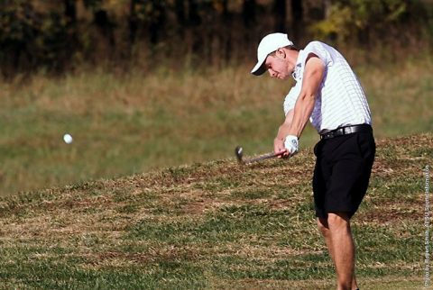 Austin Peay Men's Golf sits in sixth place at the Invitational at Savannah Harbor. (APSU Sports Information)