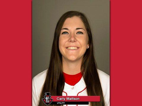 APSU Softball - Carly Mattson