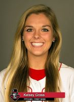 APSU Softball - Kelsey Gross