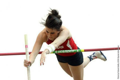 Austin Peay Track and Field head to Charleston Illinois this weekend to compete in the OVC Indoor Championships. (APSU Sports Informaiton)