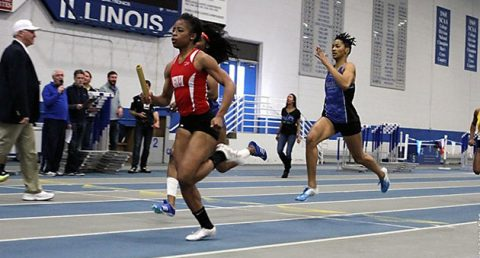 Austin Peay Track and Field places fifth at OVC Indoor Championships. (APSU Sports Information)