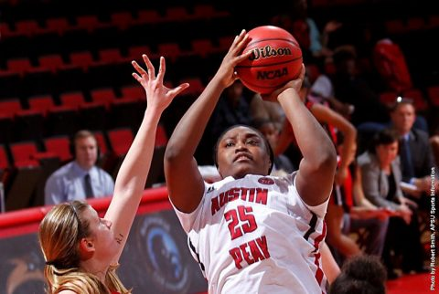 Austin Peay Women's Basketball plays UT Martin at the Dunn Center Wednesday at 7:00pm CT. (APSU Sports Information)