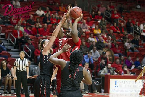 Austin Peay Women's Basketball heads to Nashville Thursday to play UT Martin in OVC Tournament first round action. (APSU Sports Information)