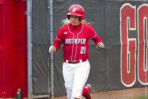 Austin Peay Softball loses to Indiana State 17-5 Saturday at Hilltopper Spring Fling Tournament. (APSU Sports Information)