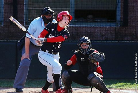 Austin Peay Softball team wins both games Saturday at Phyllis Rafter Memorial Tournament. (APSU Sports Information)