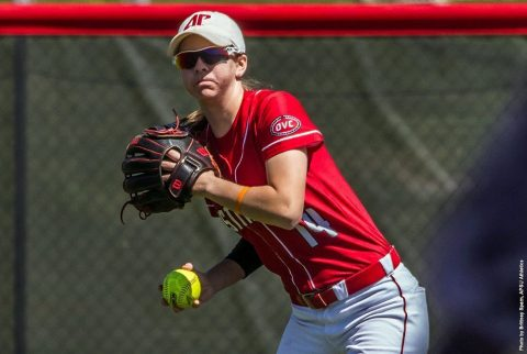 Austin Peay Softball takes on Middle Tennessee at Cheryl Holt Field Tuesday afternoon. (APSU Sports Information)