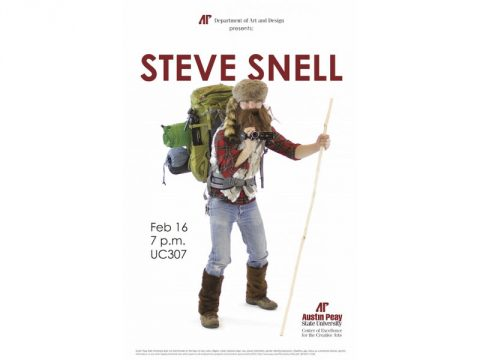 APSU welcomes Steve Snell for special lecture Thursday, February 16th.