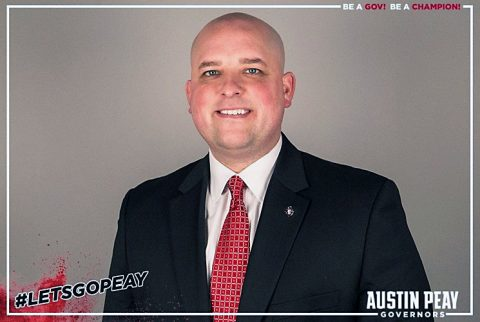 Austin Peay Assistant Director of Athletics for External Affairs Mike Minyard. (APSU Sports Information)