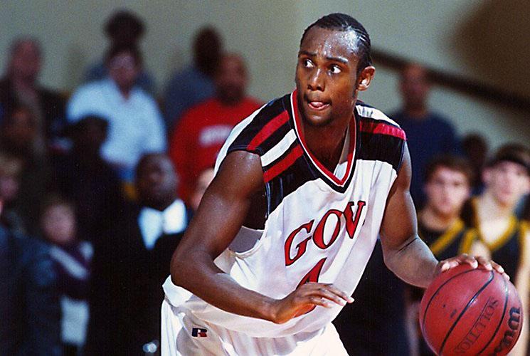 Trenton Hassell Former Austin Peay State University Basketball player Trenton