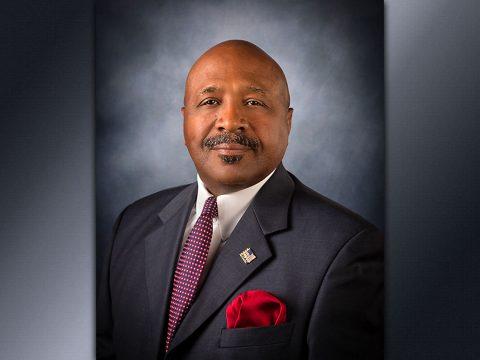 Montgomery County Commissioner Monroe Gildersleeve