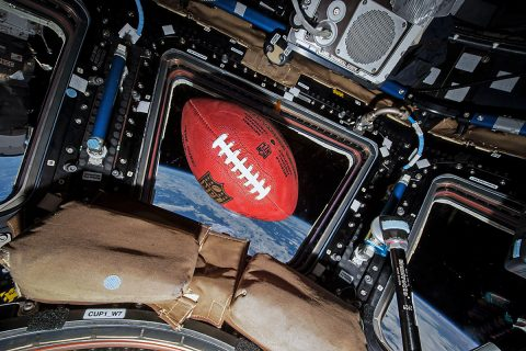 Five Things Space and Football Have in Common