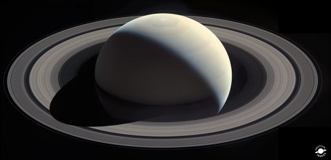Saturn Mosaic by Ian Regan. (NASA/JPL-Caltech/SSI/Ian Regan)