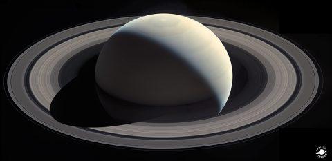 Saturn Mosaic by Ian Regan. (NASA/JPL-Caltech/SSI/Ian Regan)